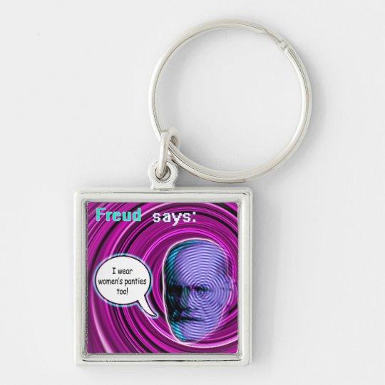 Freud Keychain