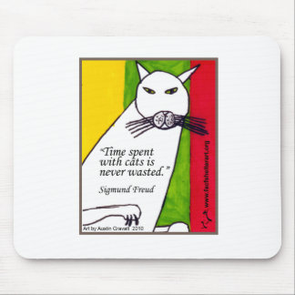 Freud Quote Mouse Pad