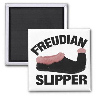 Freudian Slipper magnet
