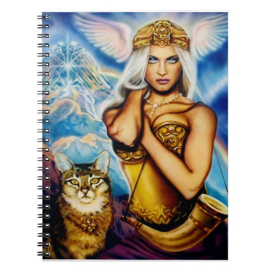 Freya Notebook