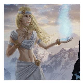 Freya Poster