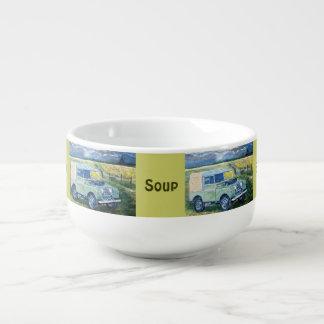 """""""FREYA"""" Print Soup Mug"""