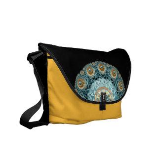 Freya Rickshaw Messenger Bag