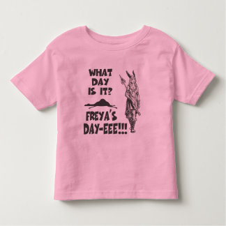 Freya's Day Toddler T-Shirt