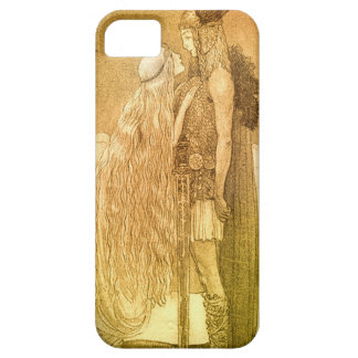 Freyja and Svipdag by John Bauer 1911 Case For The iPhone 5