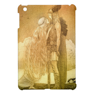 Freyja and Svipdag by John Bauer 1911 iPad Mini Case