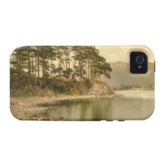 Friar s Crag Derwentwater Lake District England Vibe iPhone 4 Case