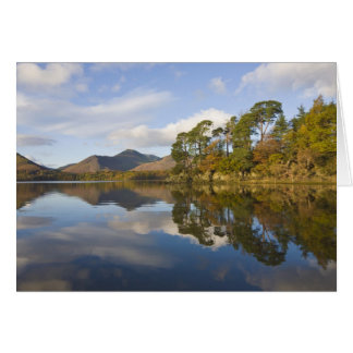 Friars Crag, Derwentwater, Lake District, Card