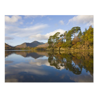 Friars Crag, Derwentwater, Lake District, Postcard