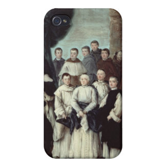 Friars in Venice Case For iPhone 4