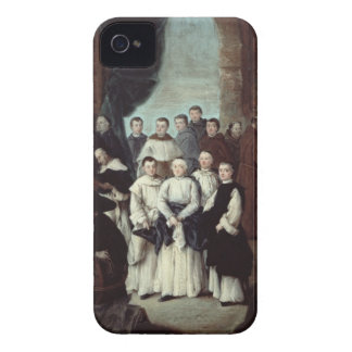 Friars in Venice iPhone 4 Cases