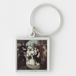 Friars in Venice Key Ring