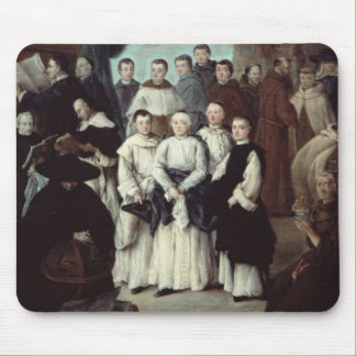 Friars in Venice Mouse Pad