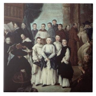 Friars in Venice Tile