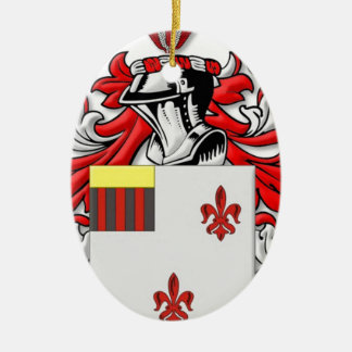 Fricke Coat of Arms Ornaments