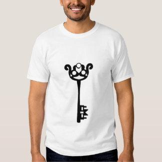 Frickin' Ornate Key Shirts