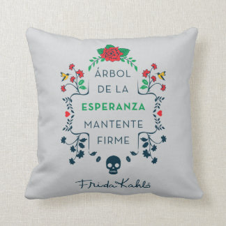 Frida Kahlo | Árbol De La Esperanza Cushion