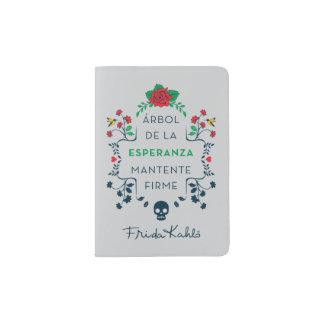 Frida Kahlo | Árbol De La Esperanza Passport Holder