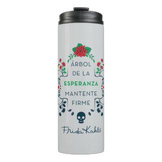 Frida Kahlo | Árbol De La Esperanza Thermal Tumbler