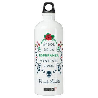 Frida Kahlo | Árbol De La Esperanza Water Bottle