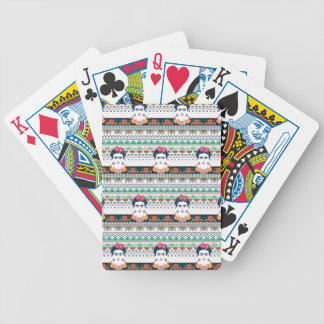 Frida Kahlo | Aztec Bicycle Playing Cards