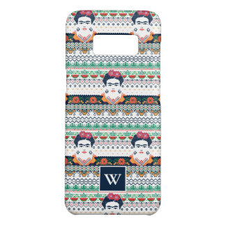 Frida Kahlo | Aztec Case-Mate Samsung Galaxy S8 Case