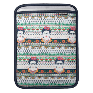 Frida Kahlo | Aztec iPad Sleeve