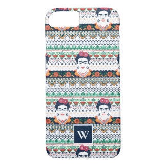 Frida Kahlo | Aztec iPhone 8/7 Case