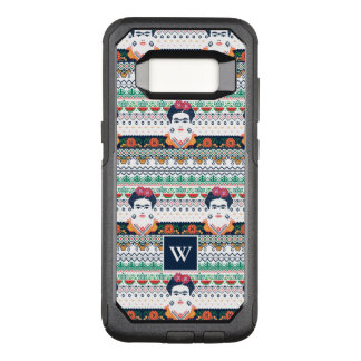 Frida Kahlo | Aztec OtterBox Commuter Samsung Galaxy S8 Case