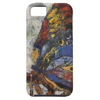 Frida Kahlo Butterfly Monet Inspired iPhone 5 Covers