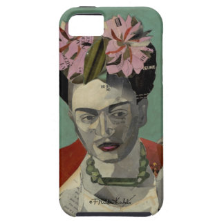 Frida Kahlo by Garcia Villegas Case For The iPhone 5