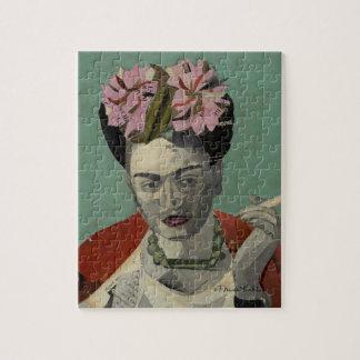 Frida Kahlo by Garcia Villegas Jigsaw Puzzle