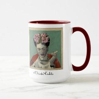 Frida Kahlo by Garcia Villegas Mug