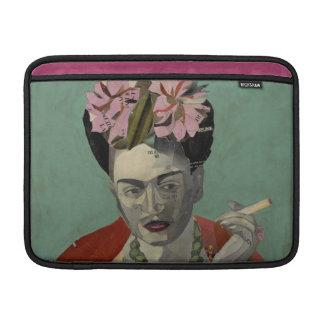 Frida Kahlo by Garcia Villegas Sleeve For MacBook Air