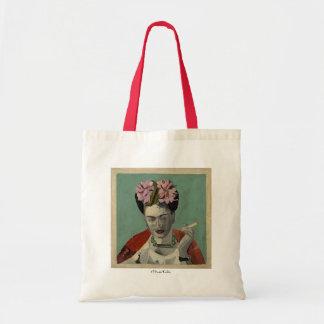 Frida Kahlo by Garcia Villegas Tote Bag