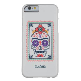 Frida Kahlo | Calavera Barely There iPhone 6 Case