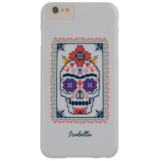 Frida Kahlo | Calavera Barely There iPhone 6 Plus Case