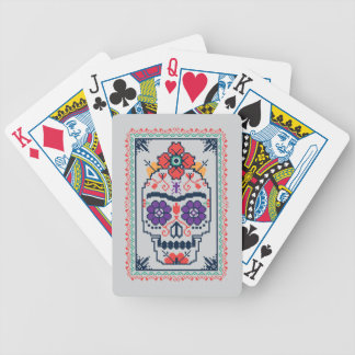 Frida Kahlo | Calavera Bicycle Playing Cards