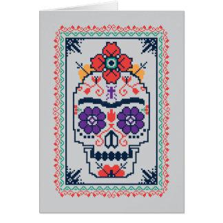 Frida Kahlo | Calavera Card