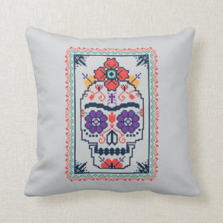 Frida Kahlo | Calavera Cushion