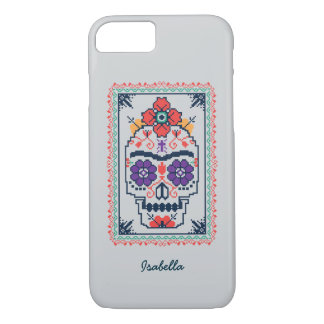 Frida Kahlo | Calavera iPhone 8/7 Case