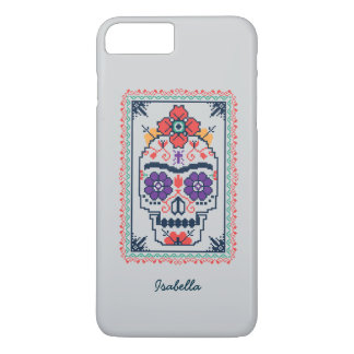 Frida Kahlo | Calavera iPhone 8 Plus/7 Plus Case