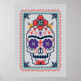 Frida Kahlo | Calavera Poster