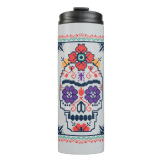 Frida Kahlo | Calavera Thermal Tumbler