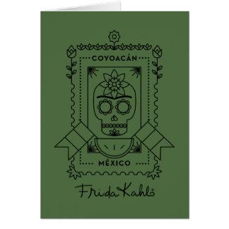 Frida Kahlo | Coyoacán Card