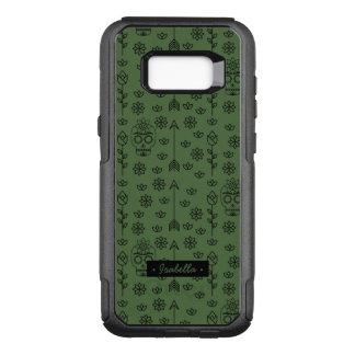 Frida Kahlo | Coyoacán OtterBox Commuter Samsung Galaxy S8+ Case