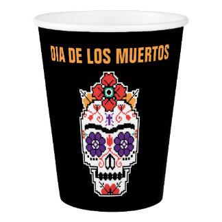 Frida Kahlo | Dia De Los Muertos Paper Cup