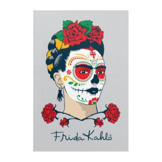Frida Kahlo | El Día de los Muertos Acrylic Print