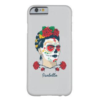 Frida Kahlo | El Día de los Muertos Barely There iPhone 6 Case
