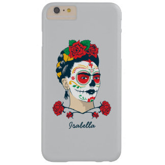 Frida Kahlo | El Día de los Muertos Barely There iPhone 6 Plus Case